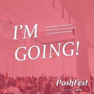 Poshfest 2018 Dallas, Texas